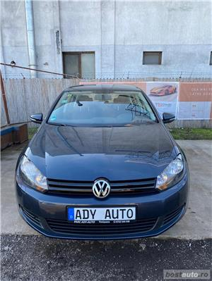 VW GOLF -6 .. 1.4 BENZINA 80 Cp  ,, RATE FIXE EGALE  , GARANTIE INCLUSA ,  , BUY-BACK , TEST-DRIVE - imagine 6