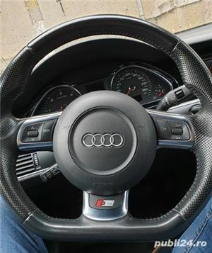 Audi A6 quattro/Sline/2.7tdi/190cp - imagine 7