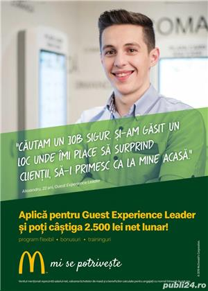 Guest Experience Leader - imagine 1