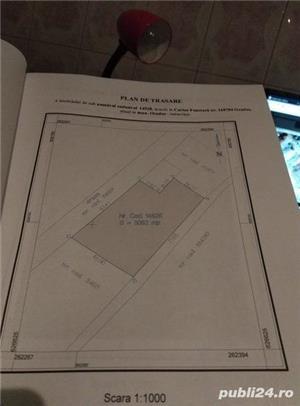 PRET NOU-teren intravilan comercial pe Borsului  - imagine 2