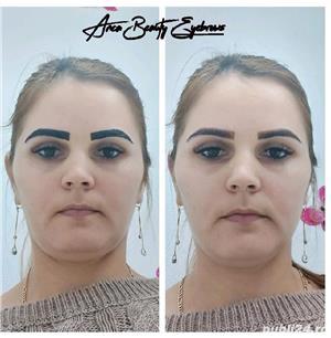 Gene fir cu fir, pensat/vopsit, make-up - imagine 8