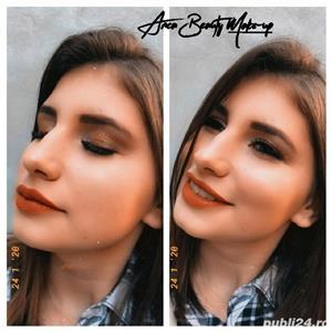 Gene fir cu fir, pensat/vopsit, make-up - imagine 2