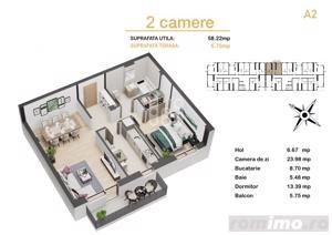 Apartamente 2 cam, Mihai Viteazu - Avantgarden. - imagine 5