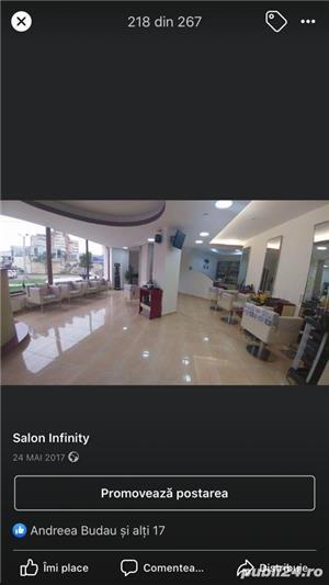 Salonul INFINITY Bacău închiriază posturi de lucru coafură și manichiură/pedichiură - imagine 3