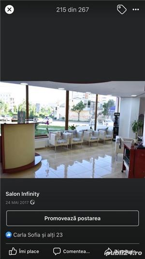 Salonul INFINITY Bacău închiriază posturi de lucru coafură și manichiură/pedichiură - imagine 2