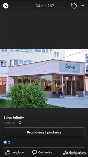 Salonul INFINITY Bacău închiriază posturi de lucru coafură și manichiură/pedichiură - imagine 5