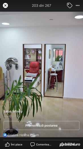 Salonul INFINITY Bacău închiriază posturi de lucru coafură și manichiură/pedichiură - imagine 4