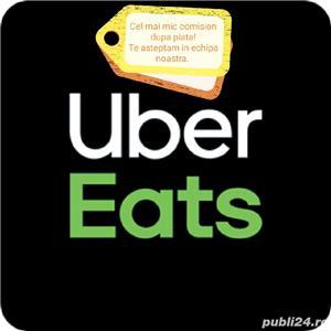 Curier Glovo sau UberEats - imagine 2