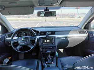 Skoda Superb 2.0 tdi 170 cp - imagine 5