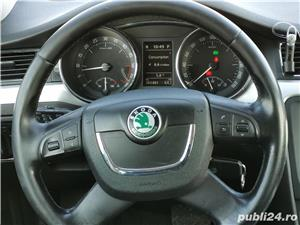 Skoda Superb 2.0 tdi 170 cp - imagine 6