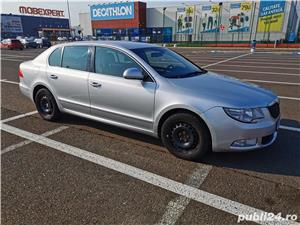 Skoda Superb 2.0 tdi 170 cp - imagine 2