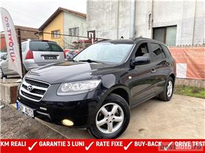 HYUNDAI  SANTA - FE - GARANTIE INCLUSA / RATE FIXE EGALE /  BUY-BACK / TEST-DRIVE // 2,2 CRDI - imagine 1