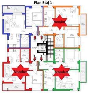 Apartament 2 camere 50mp parter bloc 2020 cu loc de parcare gratuit COMISION 0% - imagine 5