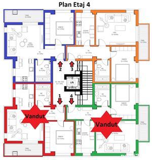 Apartament 2 camere 50mp parter bloc 2020 cu loc de parcare gratuit COMISION 0% - imagine 8