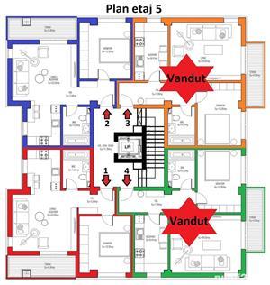 Apartament 2 camere 50mp parter bloc 2020 cu loc de parcare gratuit COMISION 0% - imagine 9