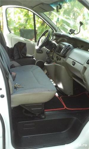 Nissan Primastar Vivaro Trafic - imagine 4
