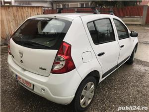 Dacia Sandero 1.2 benzina , 2009 - imagine 6