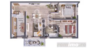 Apartament 3 camere la cheie cu sau fara gradina - Selimbar - imagine 8