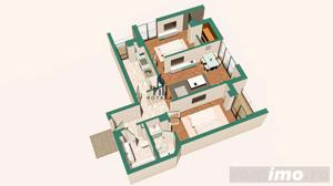 Copou - Apartament 3 camere / Cel mai nou proiect / piscina, spa / lux - imagine 5