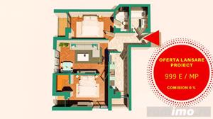 Copou - Apartament 3 camere / Cel mai nou proiect / piscina, spa / lux - imagine 1