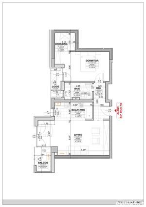 Apartamente 2 camere, spatioase, bloc nou, finisaje premium, Aradului - imagine 5