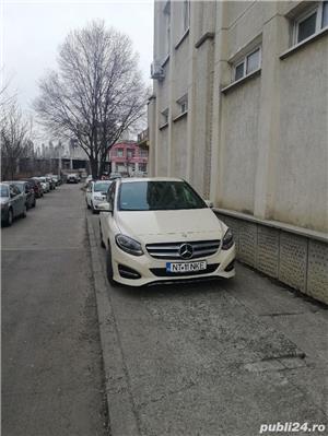 Mercedes B180, motor NOU E6, inmatr. 7G Navi Piele - imagine 2