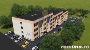 Apartament 2 camere, Valea Lupului, bloc nou, 53 mp utili - imagine 3