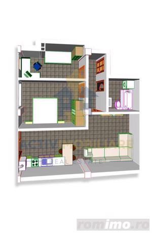 Apartament 2 camere, Valea Lupului, bloc nou, 53 mp utili - imagine 4