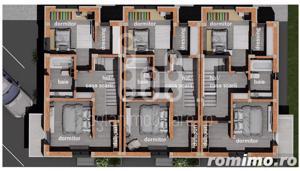 Casa triplex in Selimbar la pret de Apartament - imagine 18