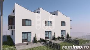 Casa triplex in Selimbar la pret de Apartament - imagine 20