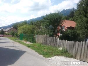 Teren intravilan in Busteni - Splaiul Zamorei, judetul Prahova - imagine 2
