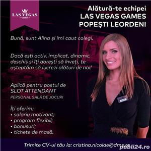 Personal Sala de Jocuri Dobroesti / Popest Leordeni  - imagine 2
