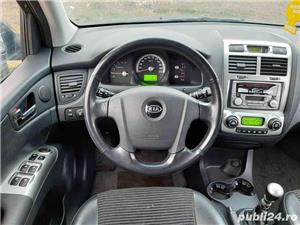 Kia sportage ACTIVE 4x4, an 2008, 147000 km, 2.0 diesel, 140 cp - imagine 5