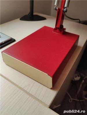 Lampa de birou Luxo T88 - veioza cu brat reglabila - imagine 4