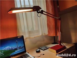 Lampa de birou Luxo T88 - veioza cu brat reglabila - imagine 2