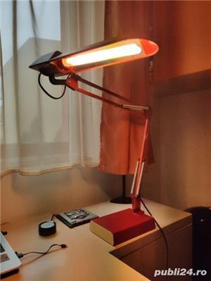 Lampa de birou Luxo T88 - veioza cu brat reglabila - imagine 1