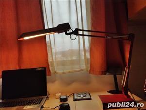 Lampa de birou Luxo T88 - veioza cu brat reglabila - imagine 5