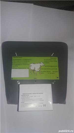 Gard electric 4 joule ideal impotriva mistretilor km 350 ron  - imagine 1