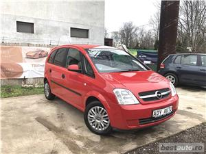 OPEL MERIVA - RATE FIXE - GARANTIE 3 LUNI- BUY-BACK - TEST-DRIVE - imagine 2