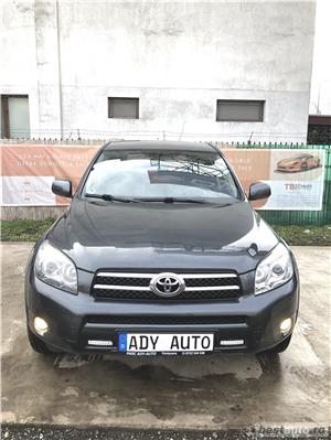 TOYOTA RAV 4 / 4X4 / RATE FIXE - GARANTIE INCLUSA / BUY-BACK / DRIVE TEST - imagine 10