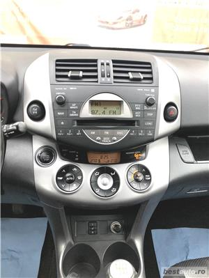 TOYOTA RAV 4 / 4X4 / RATE FIXE - GARANTIE INCLUSA / BUY-BACK / DRIVE TEST - imagine 19