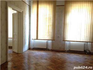 Vand apartament cu 6 camere folosit ca spatiu pentru birouri + pivnita - imagine 1