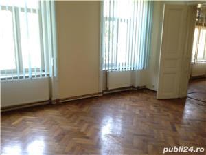 Vand apartament cu 6 camere folosit ca spatiu pentru birouri + pivnita - imagine 2