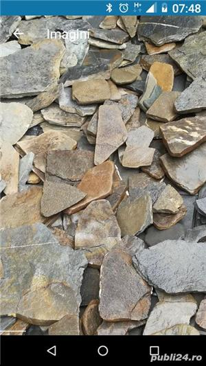 Vând piatră naturală cu 40 lei mp - imagine 4