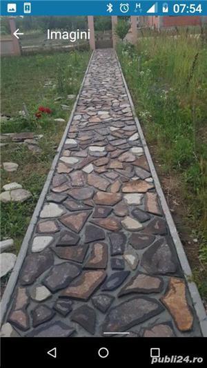 Vând piatră naturală cu 40 lei mp - imagine 5