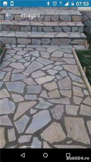 Vând piatră naturală cu 40 lei mp - imagine 3