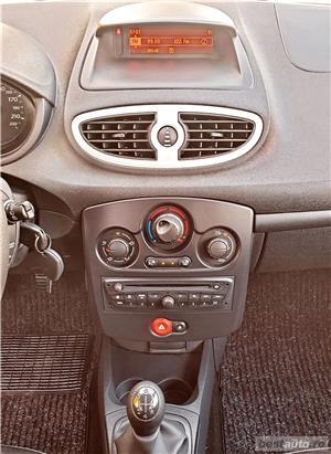 RENAULT CLIO Grandtour - GARANTIE 12 LUNI - EURO 5 - 2011 - 1.5 DIESEL - vanzare RATE FIXE avans 0%. - imagine 10