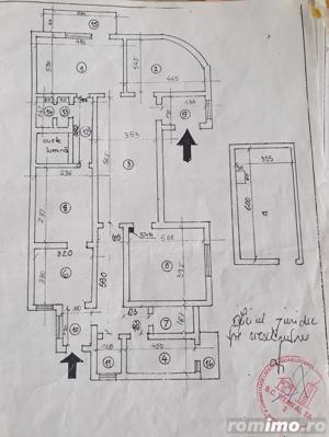 Apartament cu 5 camere - 168 mp utili in zona Bd. Unirii - imagine 10