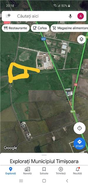 Vand 1 h de pamant la 8km de Timisoara - imagine 2