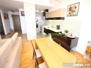 Apartament de lux si amenajare de designer de inchiriat in Bellevue Residence - imagine 8